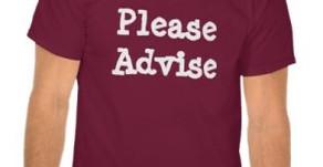 (dis)please advise…
