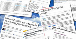 Living in the age of outage
