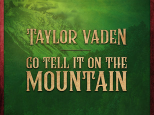 Taylor Vaden to Release Christmas Single on November 27