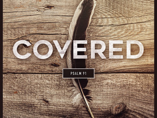 "5/1/2020 Radio Press Release: ""Covered"""