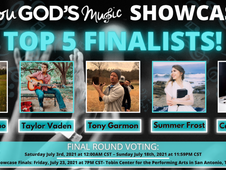 Taylor Vaden Advances to Showcase Finals in Texas
