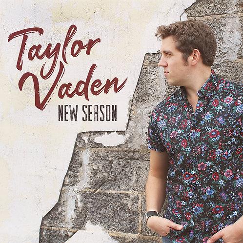 """New Season"" - CD"