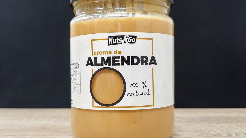 Crema de Almendra Nuts&Go