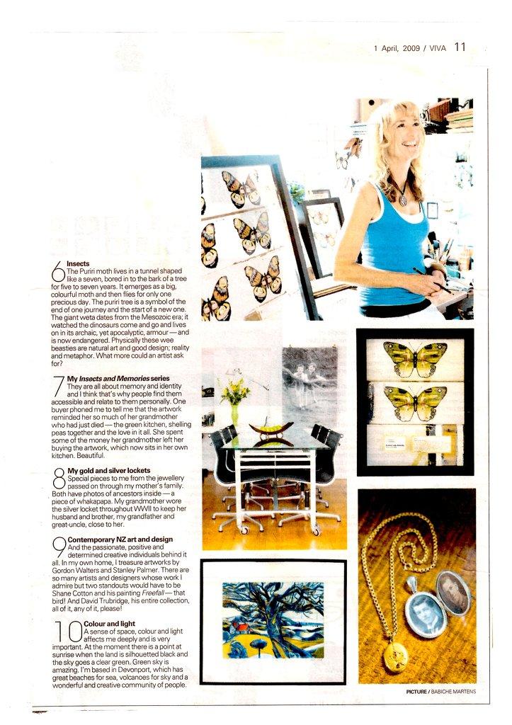 VIVA, page 2, 2009