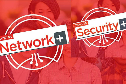 CompTIA Network+ and Security+ Bundle