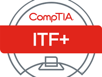 CompTIA IT Fundamentals certification (ITF+)
