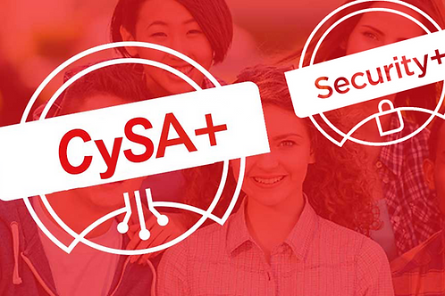CySA+ and Security+ Bundle