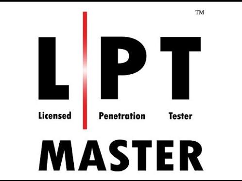 Licensed Penetration Tester (LPT)