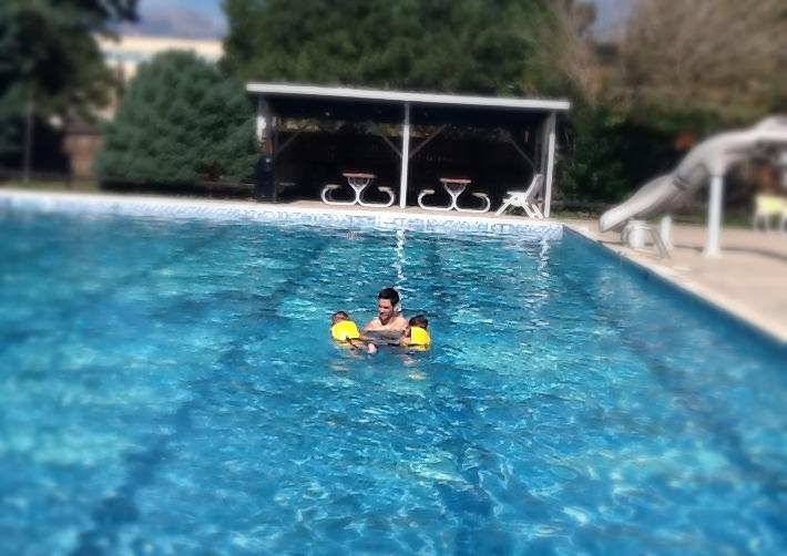 Beginner Swim Lessons