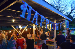Summer Evening Birthday Party