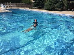Private Saturday Swim