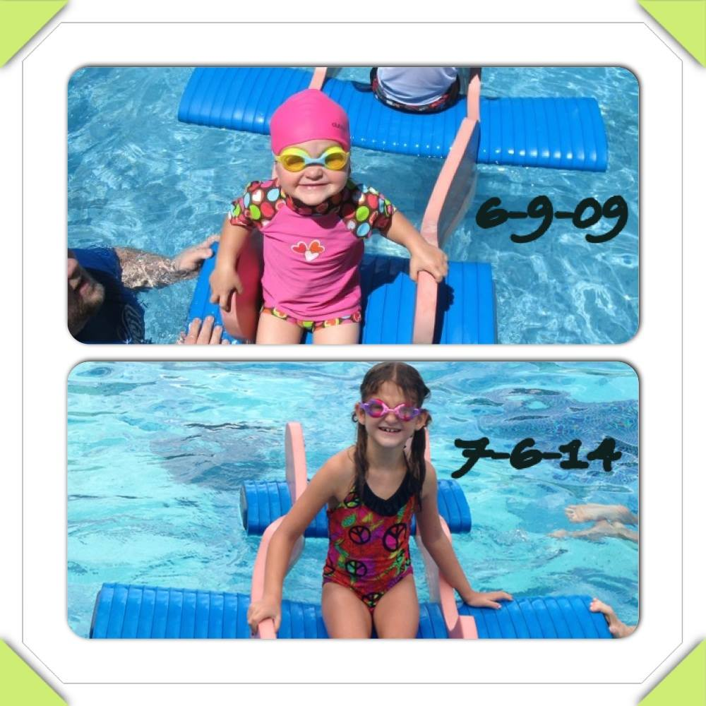 Growing Up at The Swimmery