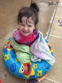 Cozy @ The Swimmery