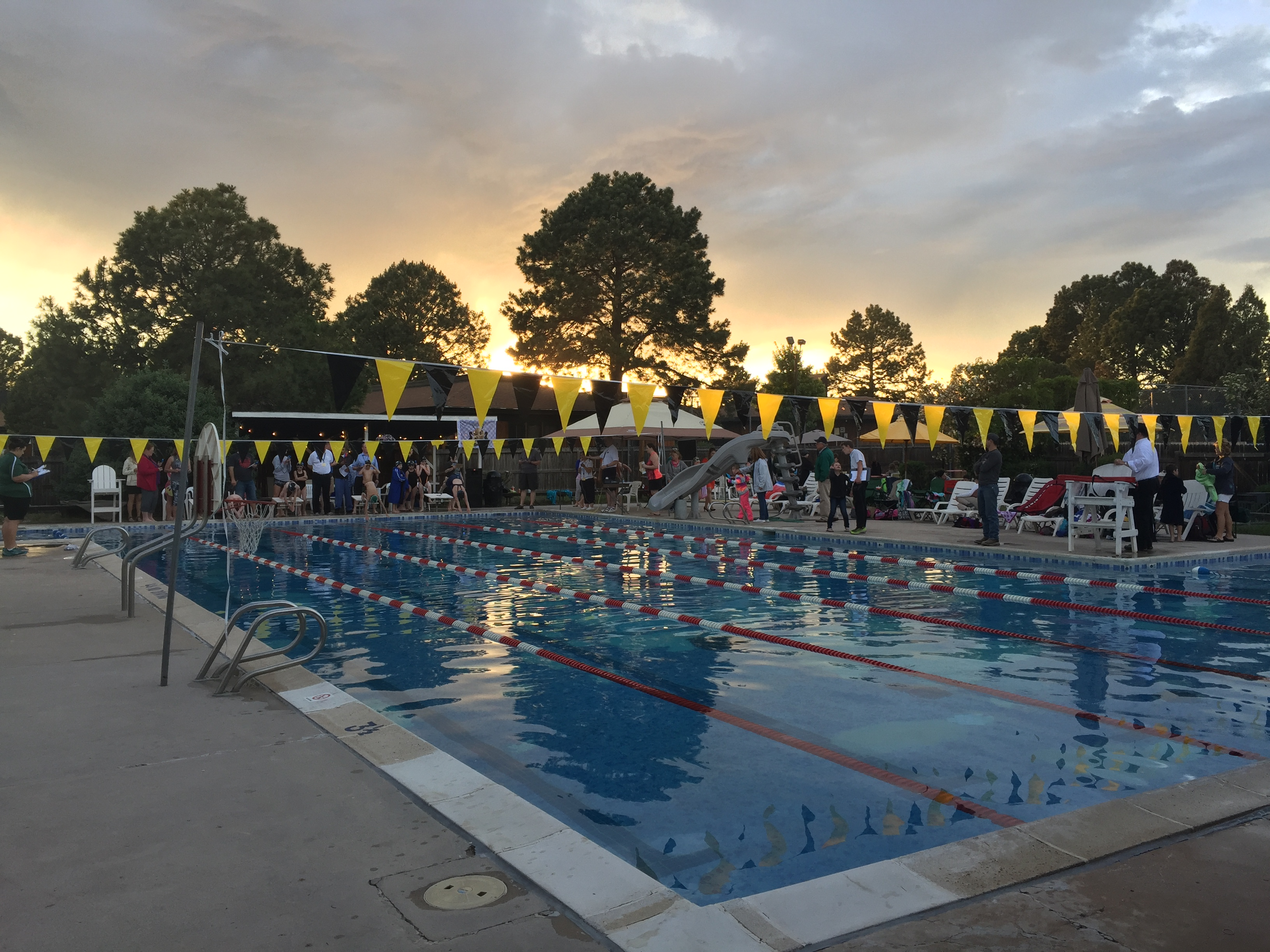 1st Swim Meet @ The Swimmery 2017