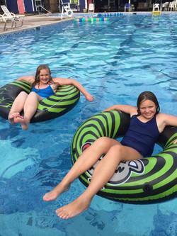 Brooke & Sarah @ The Swimmery 2017