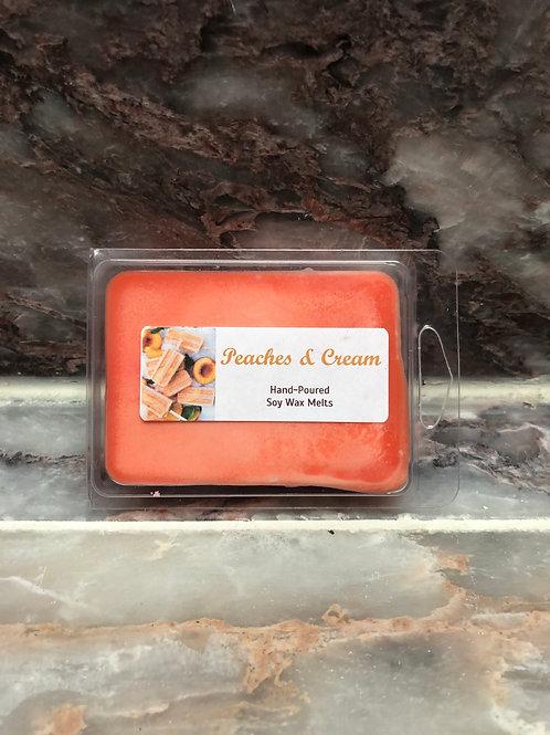 Peaches & Cream Wax Melts