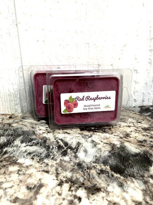 Red Rapsberry Wax Melt