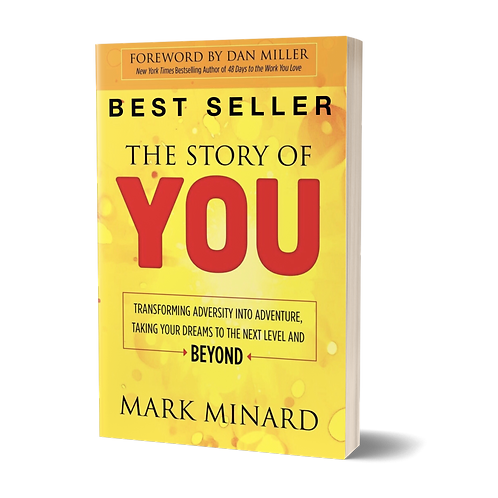 The Story Of YOU - Paperback