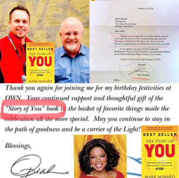 Dave Ramsey And Oprha Winfrey
