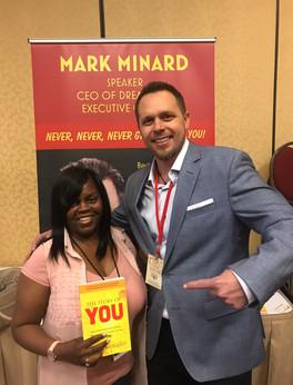 Mark Minard book Signing