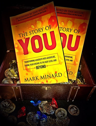 Autographed Hardback Edition of The Story of YOU
