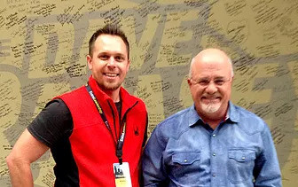 Mark Minard with Dave Ramsey