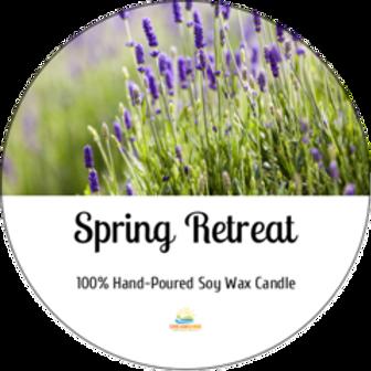 Spring Retreat Wax Melts
