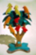 Spielsituation Rechenbaum