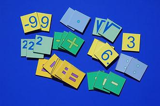 Legekarten Calculi Beispiele