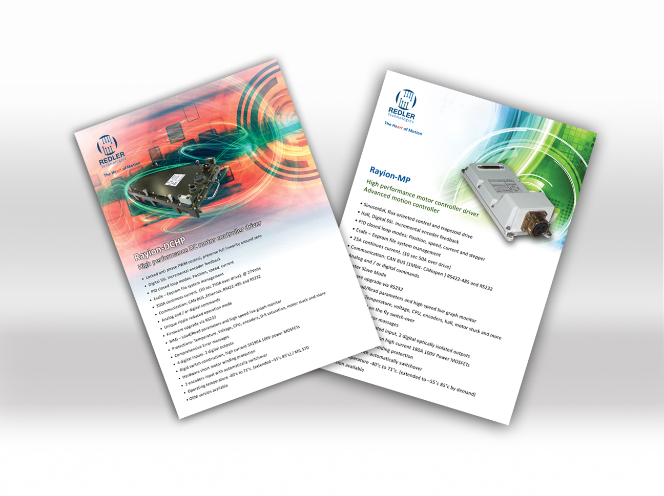 Redler brochures