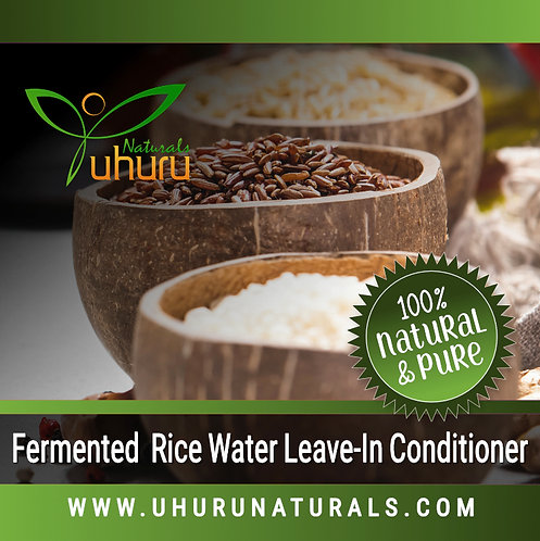 Fermented Rice Water Leave-in Conditioner