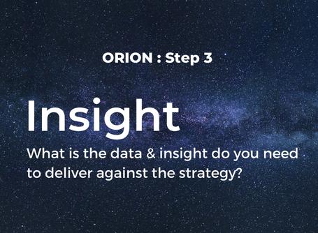 Step 3: Insight