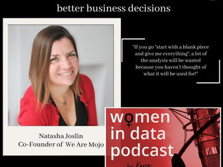 Women In Data : Podcast ep 26