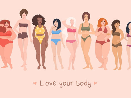 A different approach to loving your body