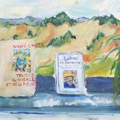 Laura Rachez peinture à l'huile
