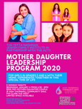 NORTH mother daughter leadership program