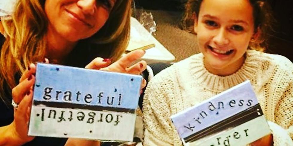 Mother Daughter Leadership Program - Spring 2018