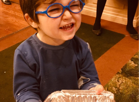 JFI Village Shul Hamantaschen Bake March 2019