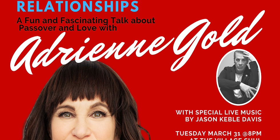 The 4 Questions with Adrienne Gold and Music by KEBLE