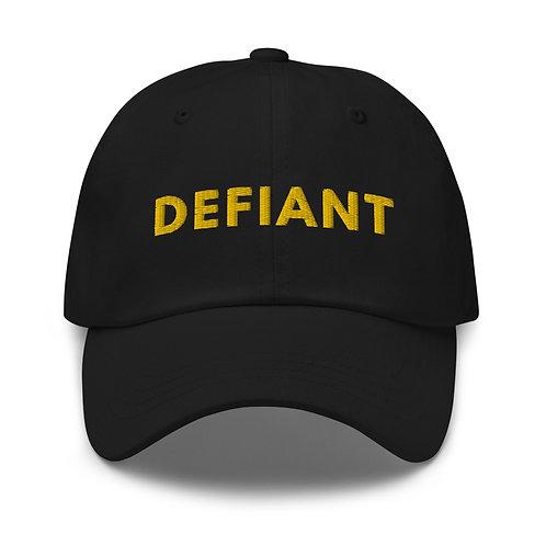 DEFIANT Dad hat