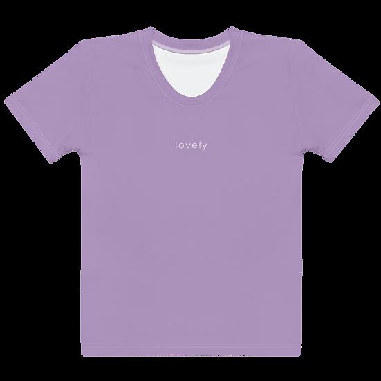 Lovely - Women's T-Shirt