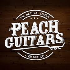Peach Guitars Logo