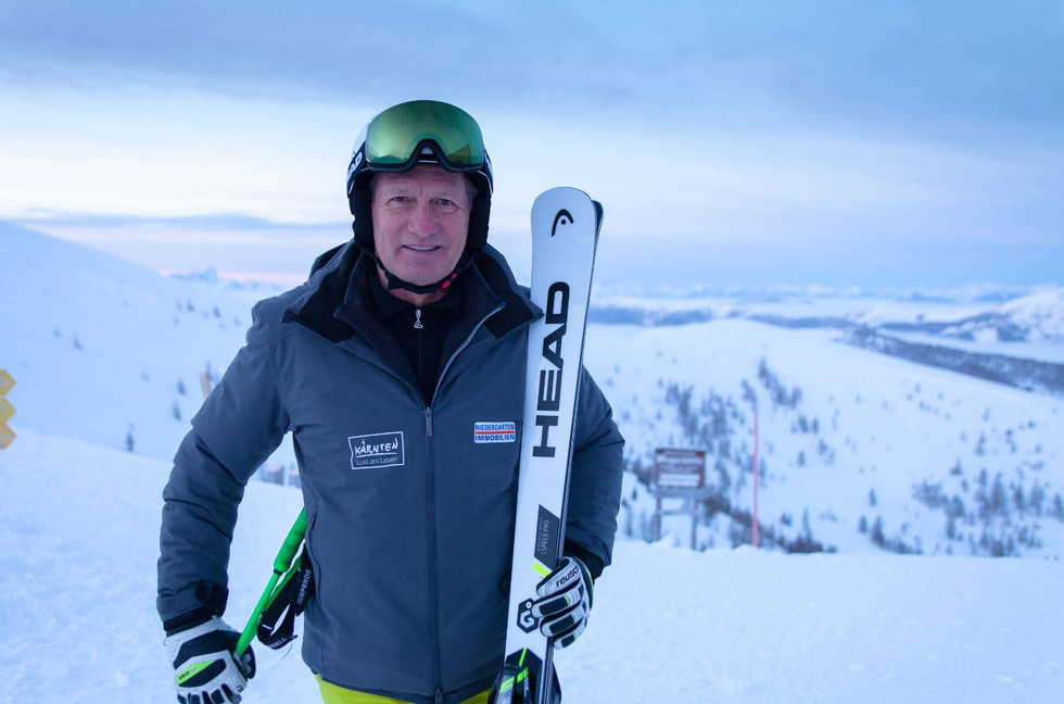 Ski vor 9 - Franz Klammer_Portrait © BRM
