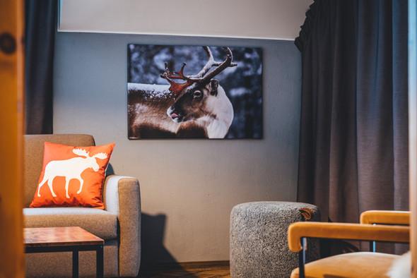 Rentier Suite Nordic Lodge Bad Kleinkirc