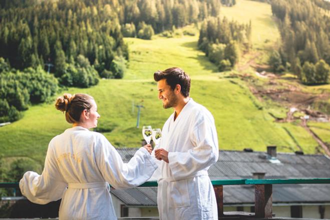 Hotel Sportalm Bad Kleinkirchheim Wellness