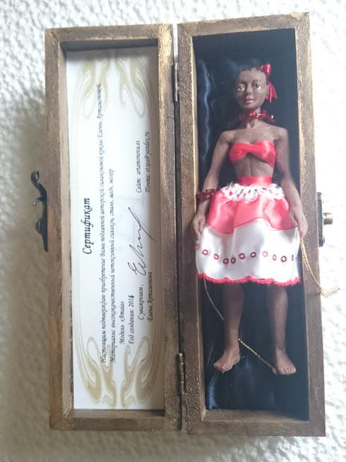 Muñecas escala 1:12 E.A.D.