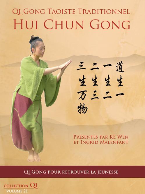 Vol.21 | Hui Chun Gong : Qi Gong pour retrouver la jeunesse