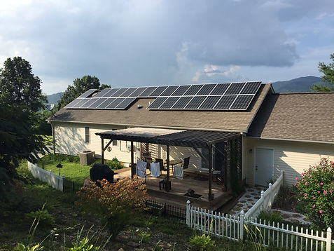 Asheville Green Energy Solutions by Asheville Solar Company