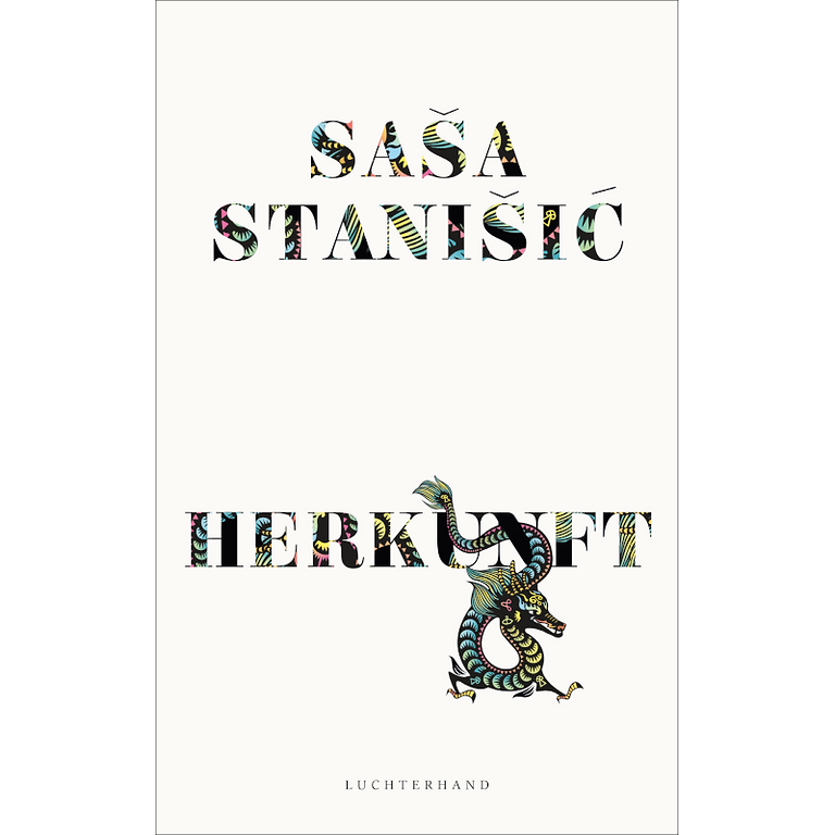 """Saša Stanišić liest aus seinem Roman """"Herkunft"""""""