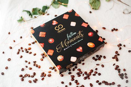 Festive Moments Assorted Chocolate Box, 180 gram